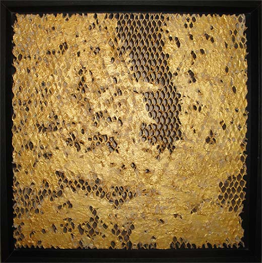 dore  nids d'abeilles jukowski